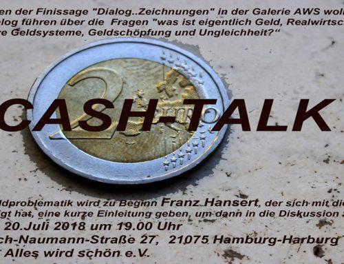 CASH-TALK mit Franz Hansert