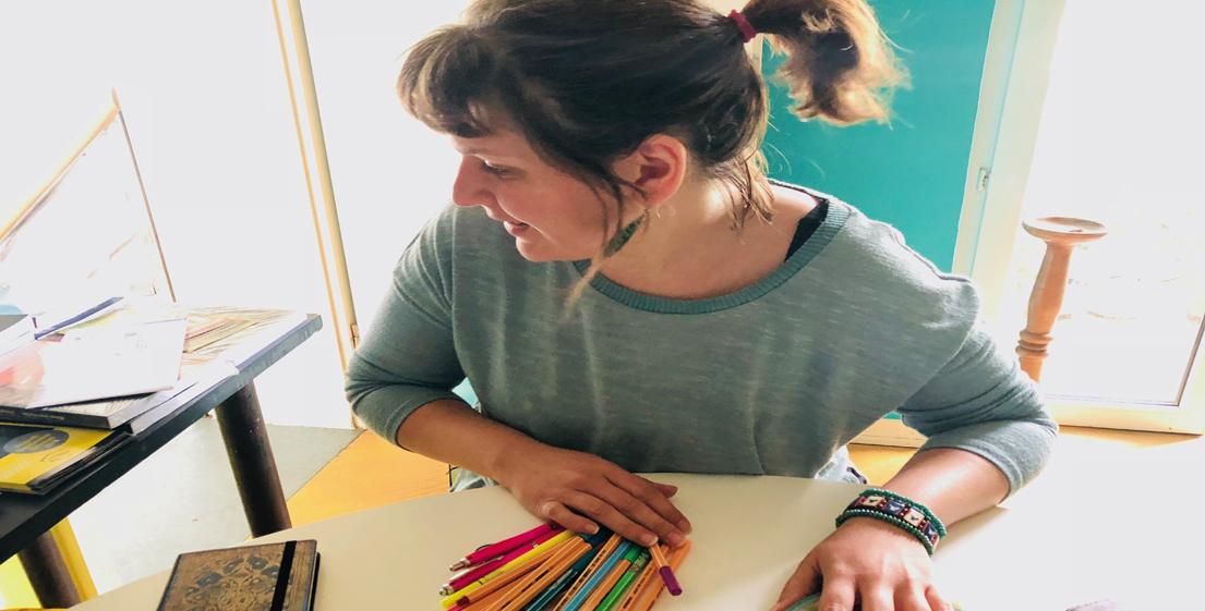 workshop zeichnen und malen