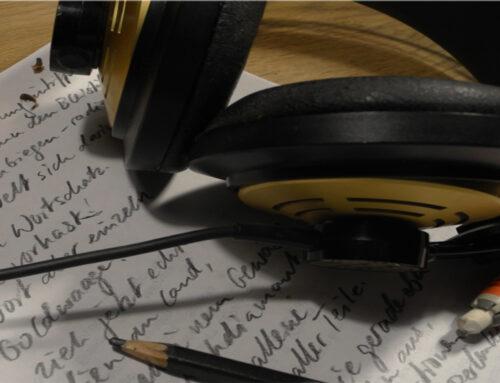 Workshop: Rap LyriksLiedtexte schreiben
