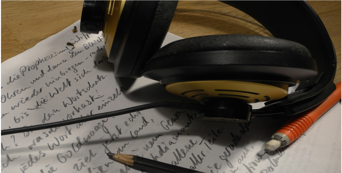 Workshop: Rap Lyriks<br>Liedtexte schreiben