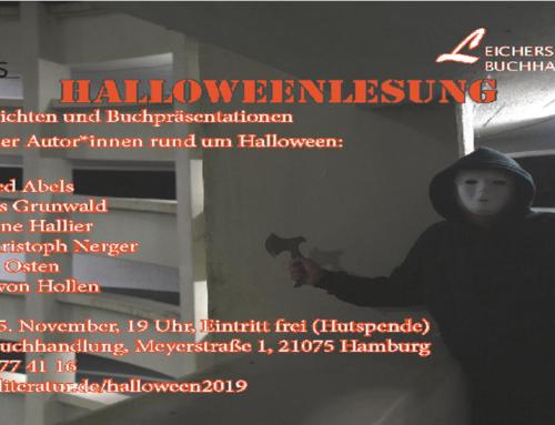 awsLiteratur präsentiert: Halloween-Lesung in Leichers Buchhandlung