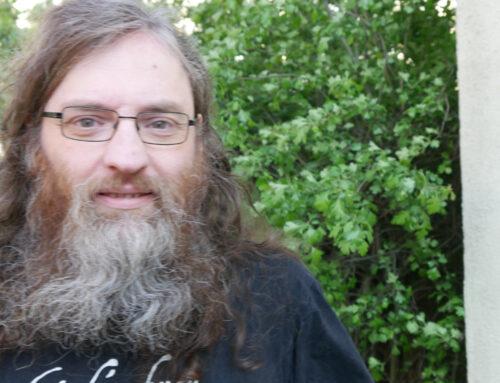 Nicolas Grunwald liest: Die Seuche auf den Straßen