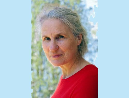 """Gisela Baudy, Online-Lesung Juli 2020bei """"Alles wird schön"""" e.V."""