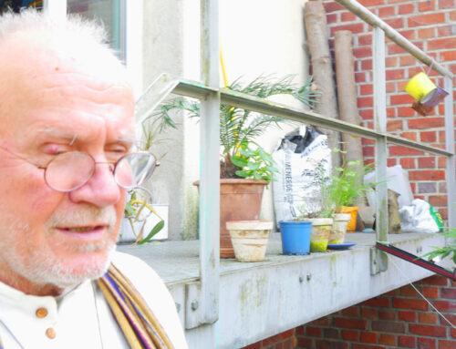 Ulrich LubdaOnline Lesung Juli 2020