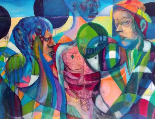 Virtuelle Ausstellung von Andrea Rausch10.12.20 – 6.1.21