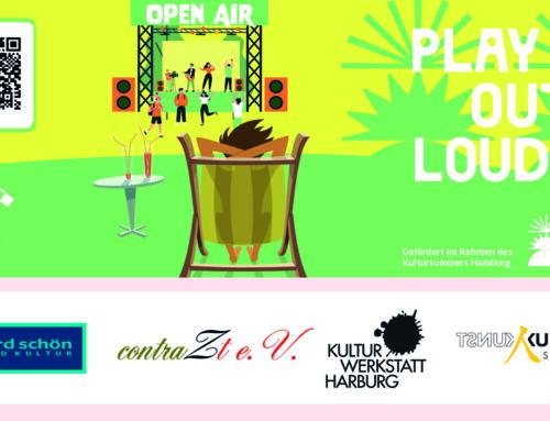 Harburger Kultursommerauf dem Schwarzenbergplatz 3.8.-8.8.21